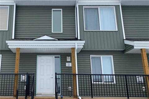 Townhouse for sale at 401 Athabasca Ave S Unit 23 Fort Mcmurray Alberta - MLS: fm0161054