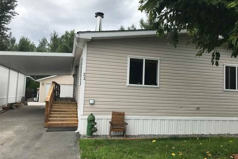 Residential property for sale at 41168 Lougheed Hy Unit 23 Mission British Columbia - MLS: R2388584