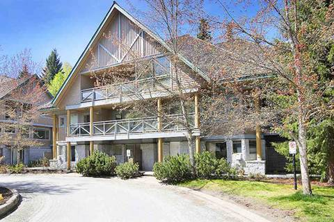 Townhouse for sale at 4375 Northlands Blvd Unit 23 Whistler British Columbia - MLS: R2382153