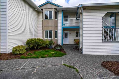 Townhouse for sale at 45435 Knight Rd Unit 23 Sardis British Columbia - MLS: R2410079