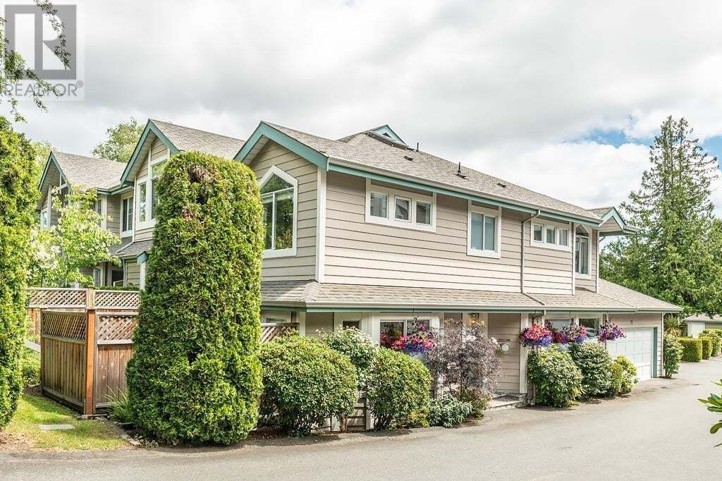 Townhouse for sale at 4619 Elk Lake Dr Unit 23 Saanich British Columbia - MLS: 428073