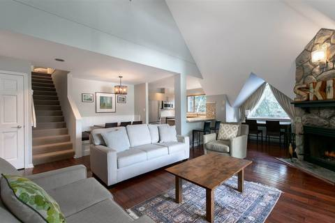 Townhouse for sale at 4636 Blackcomb Wy Unit 23 Whistler British Columbia - MLS: R2435199