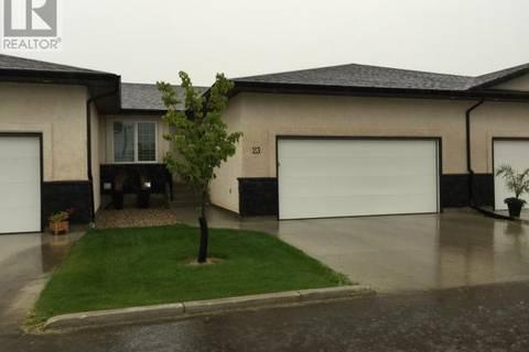 Townhouse for sale at 4640 Harbour Landing Dr Unit 23 Regina Saskatchewan - MLS: SK754888