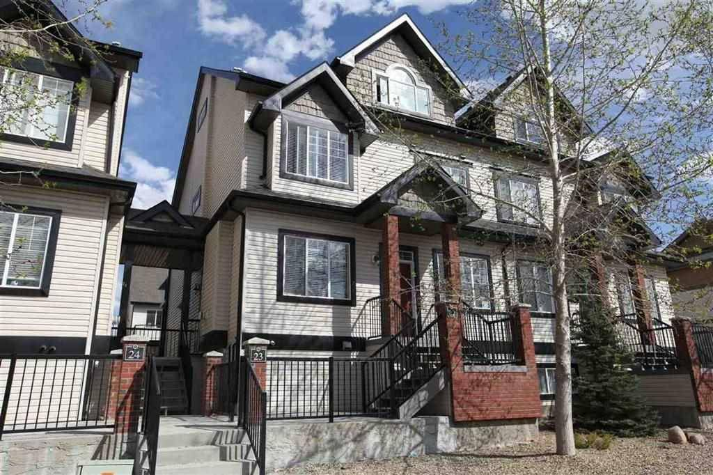 Townhouse for sale at 4821 Terwillegar Common Nw Unit 23 Edmonton Alberta - MLS: E4169210