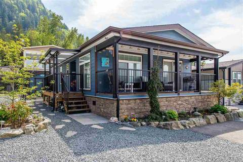 Home for sale at 53480 Bridal Falls Rd Unit 23 Rosedale British Columbia - MLS: R2354138