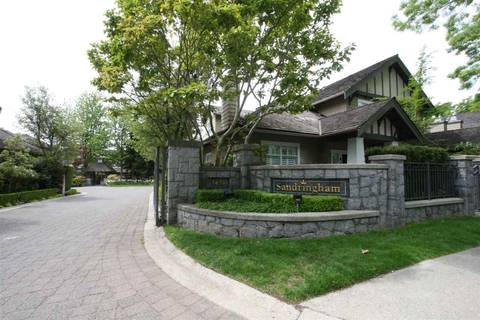 Townhouse for sale at 5650 Hampton Pl Unit 23 Vancouver British Columbia - MLS: R2370038