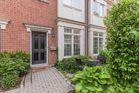 Townhouse for sale at 6 Wellesley Pl Unit 23 Toronto Ontario - MLS: C4533980
