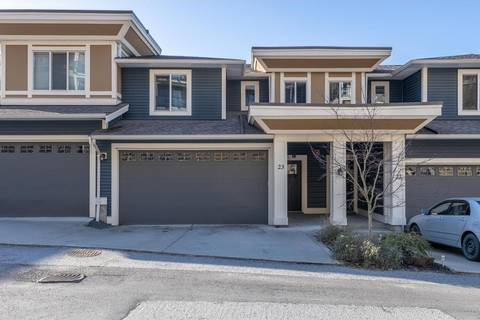 Townhouse for sale at 6026 Lindeman St Unit 23 Chilliwack British Columbia - MLS: R2438249