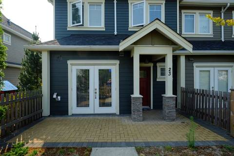 Townhouse for sale at 6331 No. 4 Rd Unit 23 Richmond British Columbia - MLS: R2416177