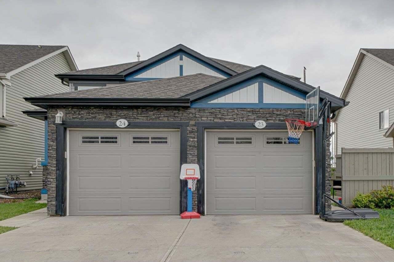 Townhouse for sale at 6520 2 Av SW Unit 23 Edmonton Alberta - MLS: E4204408