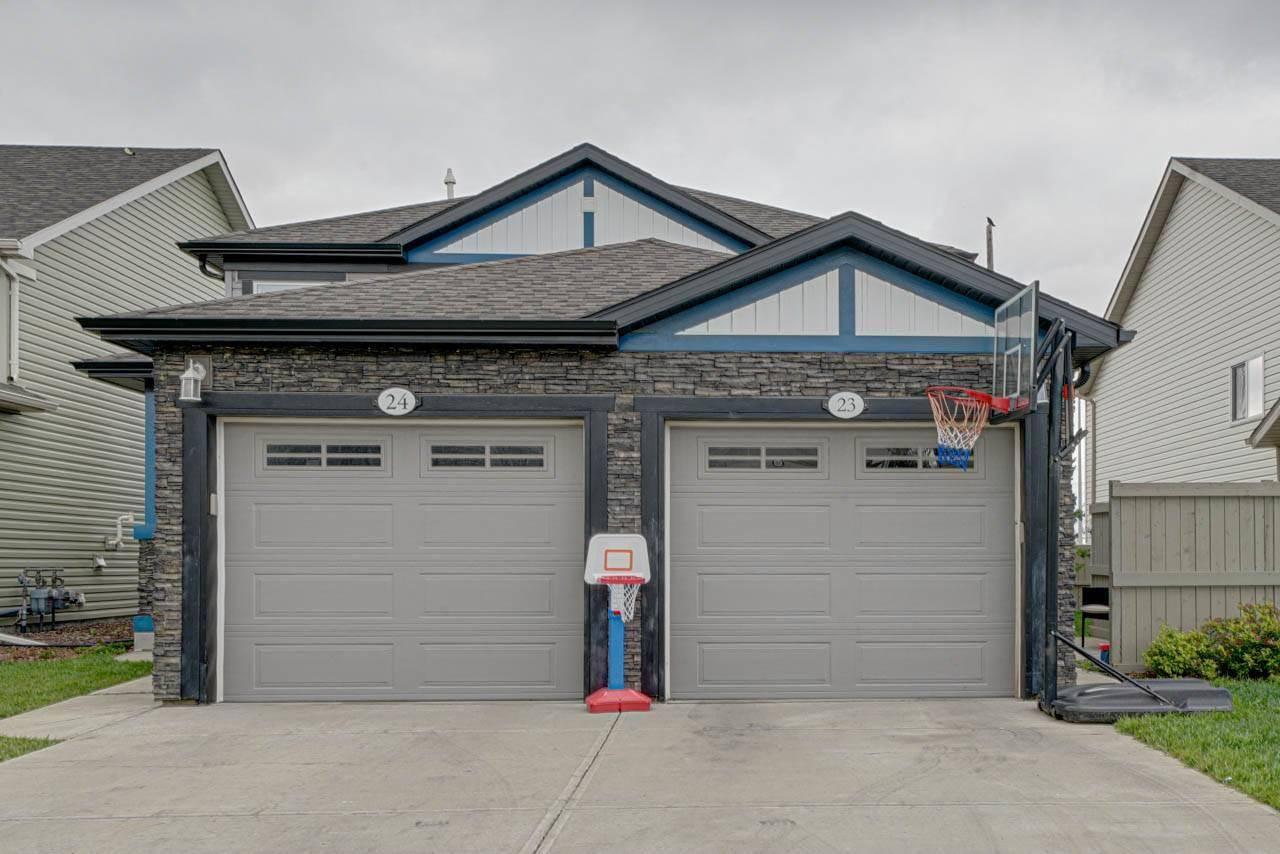 Townhouse for sale at 6520 2 Ave Sw Unit 23 Edmonton Alberta - MLS: E4173705