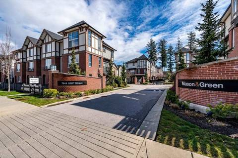 Townhouse for sale at 7848 209 St Unit 23 Langley British Columbia - MLS: R2448863