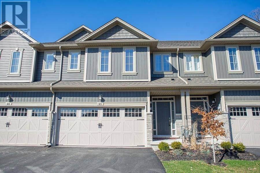 Townhouse for sale at 80 Willow St Unit 23 Paris Ontario - MLS: 30800901