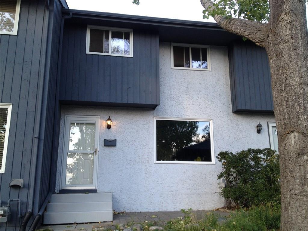 For Sale: 23 - 800 Bowcroft Place, Cochrane, AB | 3 Bed, 2 Bath Townhouse for $218,000. See 21 photos!