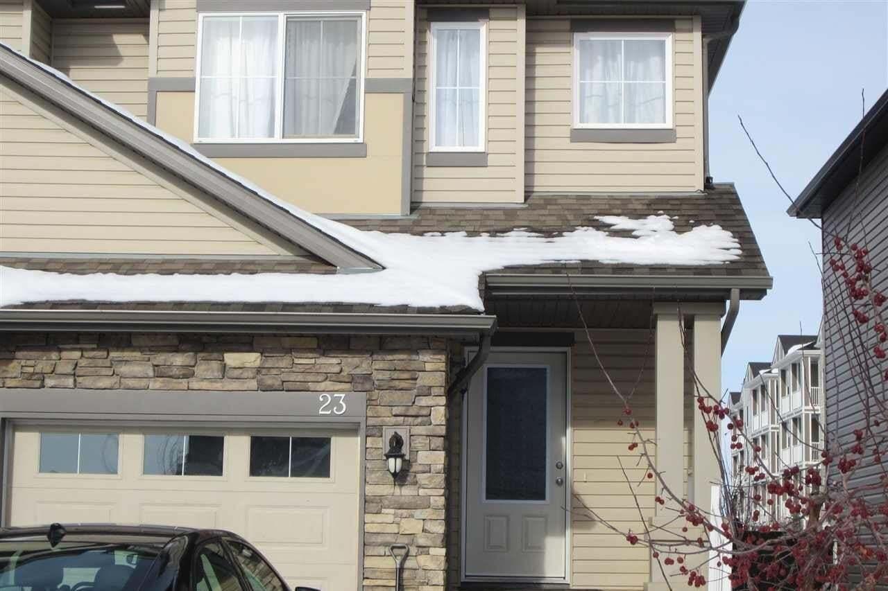 Buliding: 9231 213 Street North West, Edmonton, AB