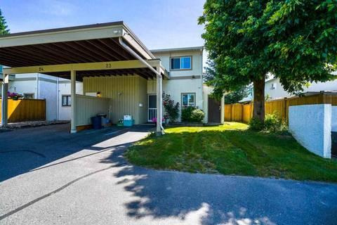 Townhouse for sale at 9473 Hazel St Unit 23 Chilliwack British Columbia - MLS: R2380553