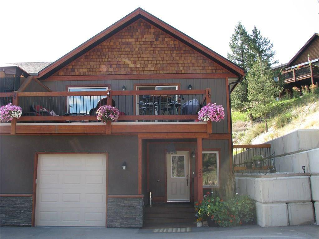 Townhouse for sale at 989 Swansea View Rd Unit 23 Invermere British Columbia - MLS: 2439937