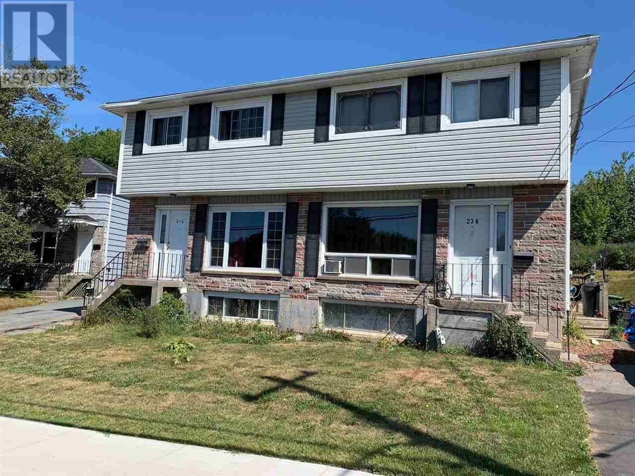 Townhouse for sale at 23 A/b Kennedy Dr Dartmouth Nova Scotia - MLS: 201921491