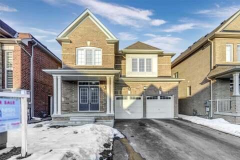 House for sale at 23 Abercrombie Cres Brampton Ontario - MLS: W4824921