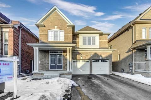 House for sale at 23 Abercrombie Cres Brampton Ontario - MLS: W4700616