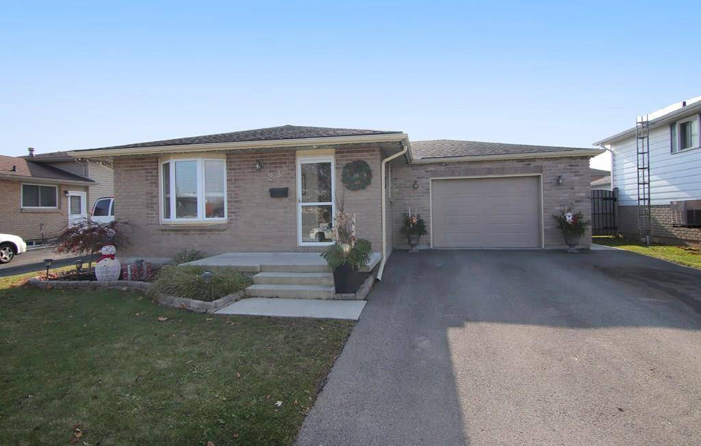 House for sale at 23 Acadia Dr Welland Ontario - MLS: 30779506