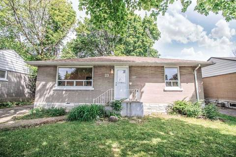 House for sale at 23 Admiral Rd Ajax Ontario - MLS: E4518185