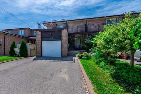 Townhouse for sale at 23 Albright Ave Toronto Ontario - MLS: W4856300