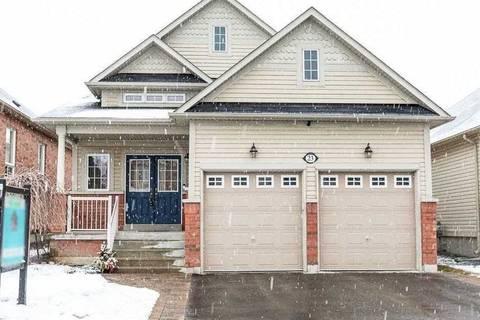 House for sale at 23 Alfred Shrubb Ln Clarington Ontario - MLS: E4703673
