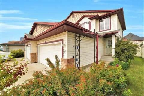 Townhouse for sale at 23 Amlee Cs Red Deer Alberta - MLS: A1033522