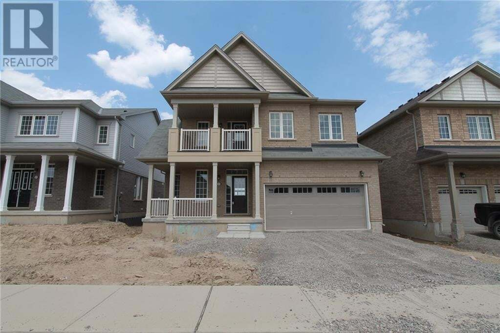House for rent at 23 Anderson Rd Brantford Ontario - MLS: 30811399