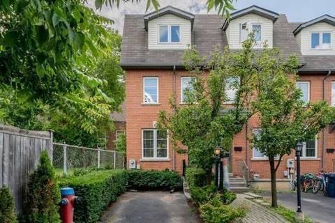 Townhouse for sale at 23 Asa Me Toronto Ontario - MLS: E4576214