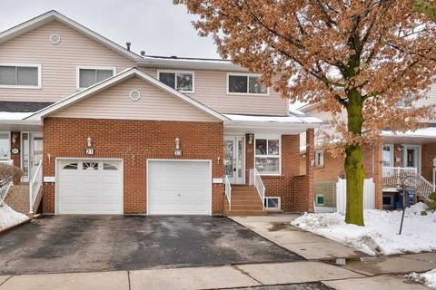Townhouse for sale at 23 Ashford Ct Brampton Ontario - MLS: W4696819