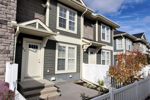 Townhouse for sale at 23 Auburn Bay Common SE Calgary Alberta - MLS: A1043994