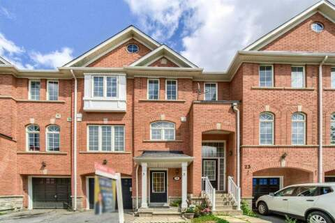 Townhouse for sale at 23 Axelrod Ave Brampton Ontario - MLS: W4911506
