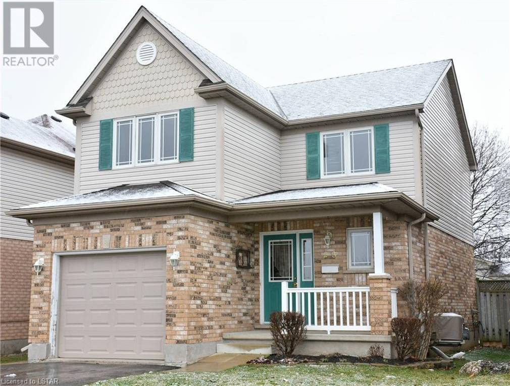 House for sale at 23 Axford Pw St. Thomas Ontario - MLS: 252389