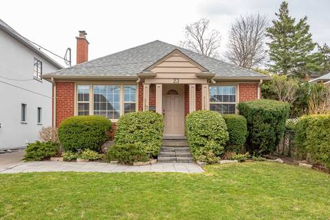 House for sale at 23 Bannon Ave Toronto Ontario - MLS: W4423958