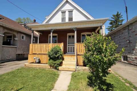House for sale at 23 Barons Ave Hamilton Ontario - MLS: X4795159