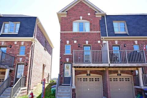 Townhouse for sale at 23 Battalion Rd Brampton Ontario - MLS: W4809605