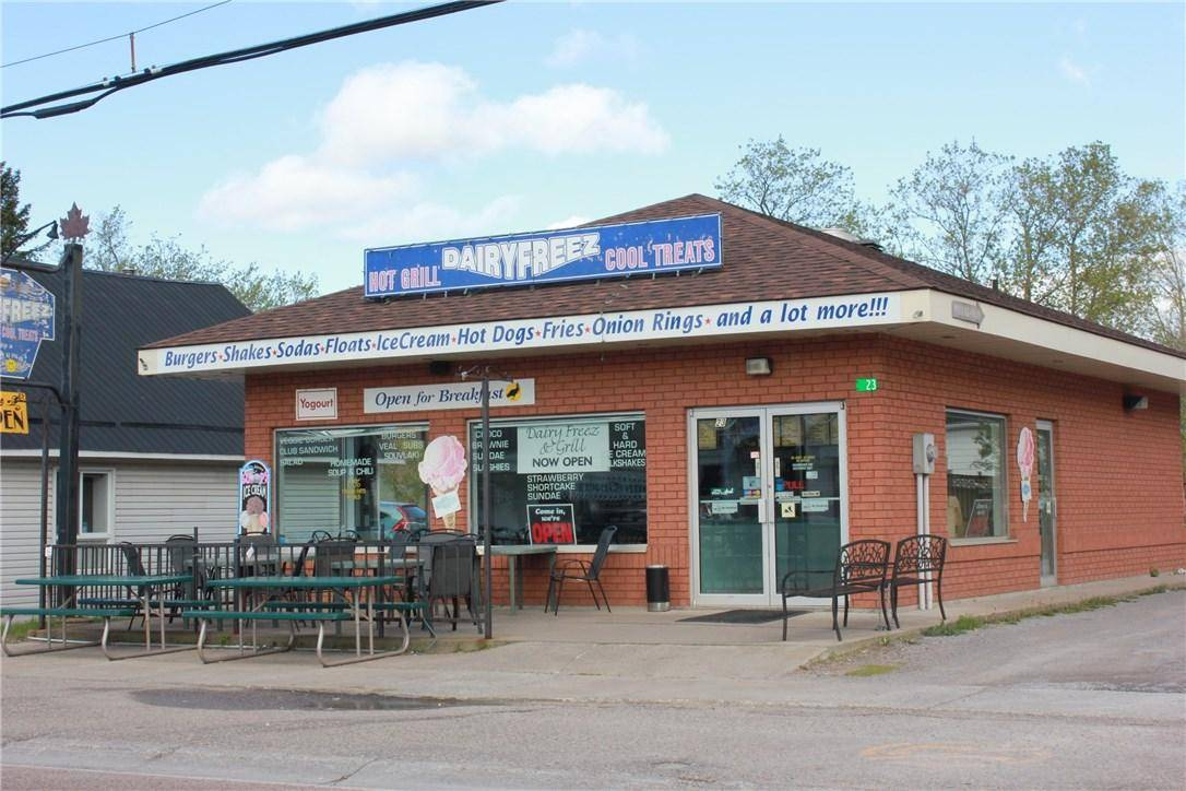 Commercial property for sale at 23 Bay St Barry's Bay Ontario - MLS: 1042967