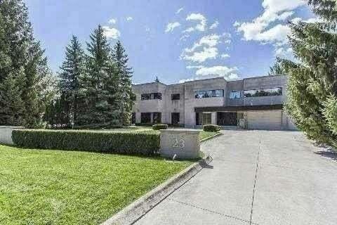 House for sale at 23 Bayview Ridge  Toronto Ontario - MLS: C4770087