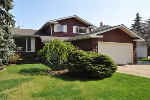 House for sale at 23 Beaverbrook Cres St. Albert Alberta - MLS: E4148845