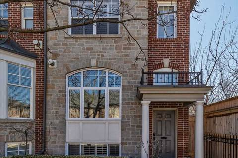 Townhouse for sale at 23 Beaverdale Rd Toronto Ontario - MLS: W4731309