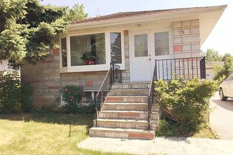 House for rent at 23 Beaverton Rd Richmond Hill Ontario - MLS: N4632040
