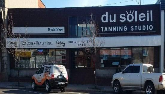 Commercial property for lease at 23 Beckwith St N Smiths Falls Ontario - MLS: 1035890