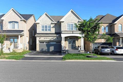 House for sale at 23 Beechmont Dr Brampton Ontario - MLS: W4553151