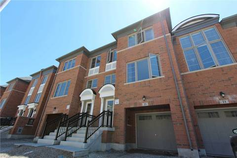 Townhouse for rent at 23 Belanger Cres Toronto Ontario - MLS: E4686532