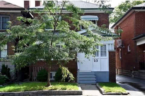 House for rent at 23 Belle Ayre Blvd Toronto Ontario - MLS: C4598807