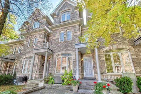 Townhouse for rent at 23 Belleville St Toronto Ontario - MLS: E4657743