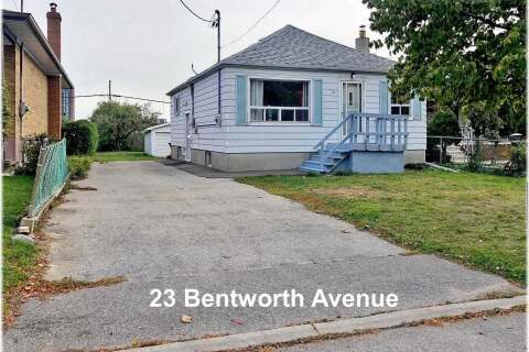 House for rent at 23 Bentworth Ave Toronto Ontario - MLS: W4957256