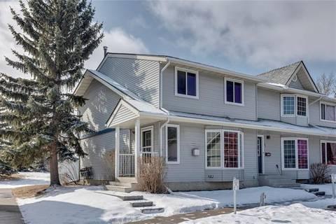 Townhouse for sale at 23 Bermuda Ln Northwest Calgary Alberta - MLS: C4293121